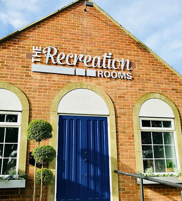 The Recreation Rooms